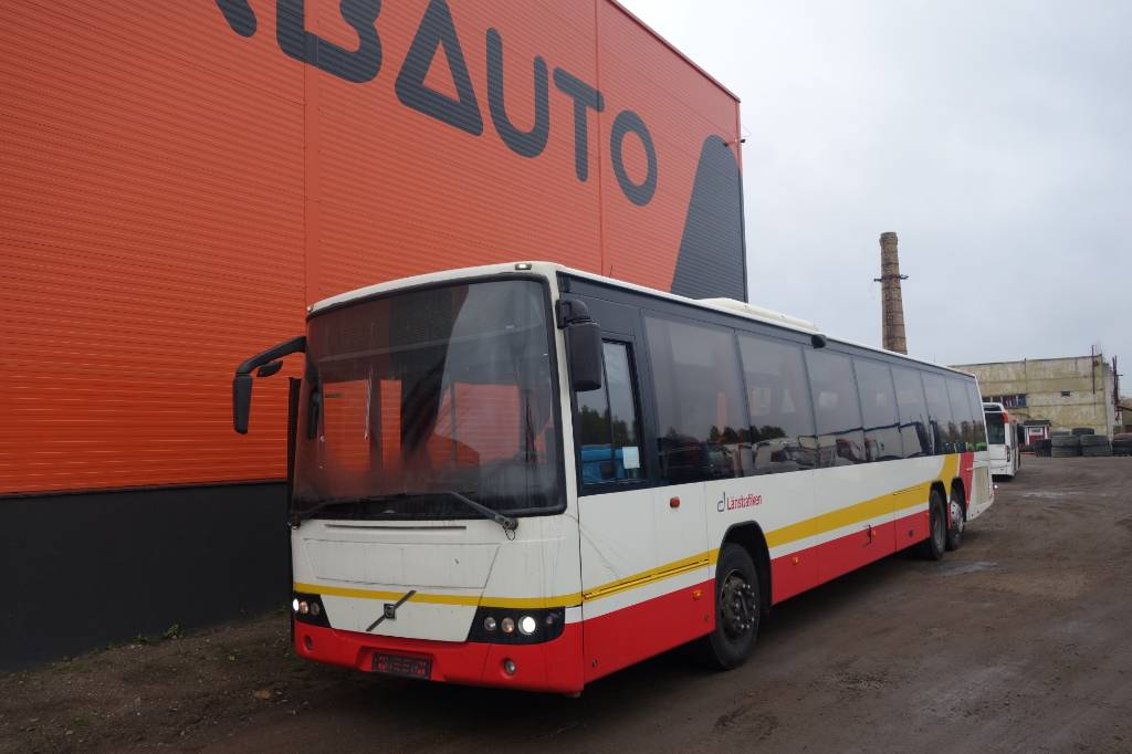 Volvo 8700 LE B12B, City buses, Trucks and Trailers