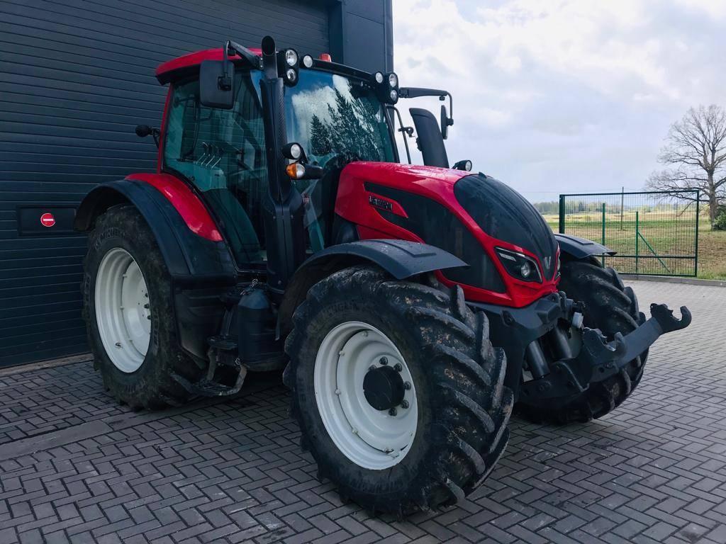Valtra N154 EH, Traktorid, Põllumajandus