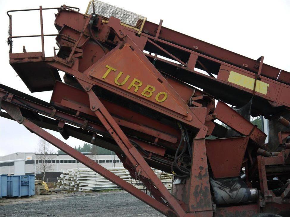 Extec Turbo, Mobiiliseulat, Maarakennus