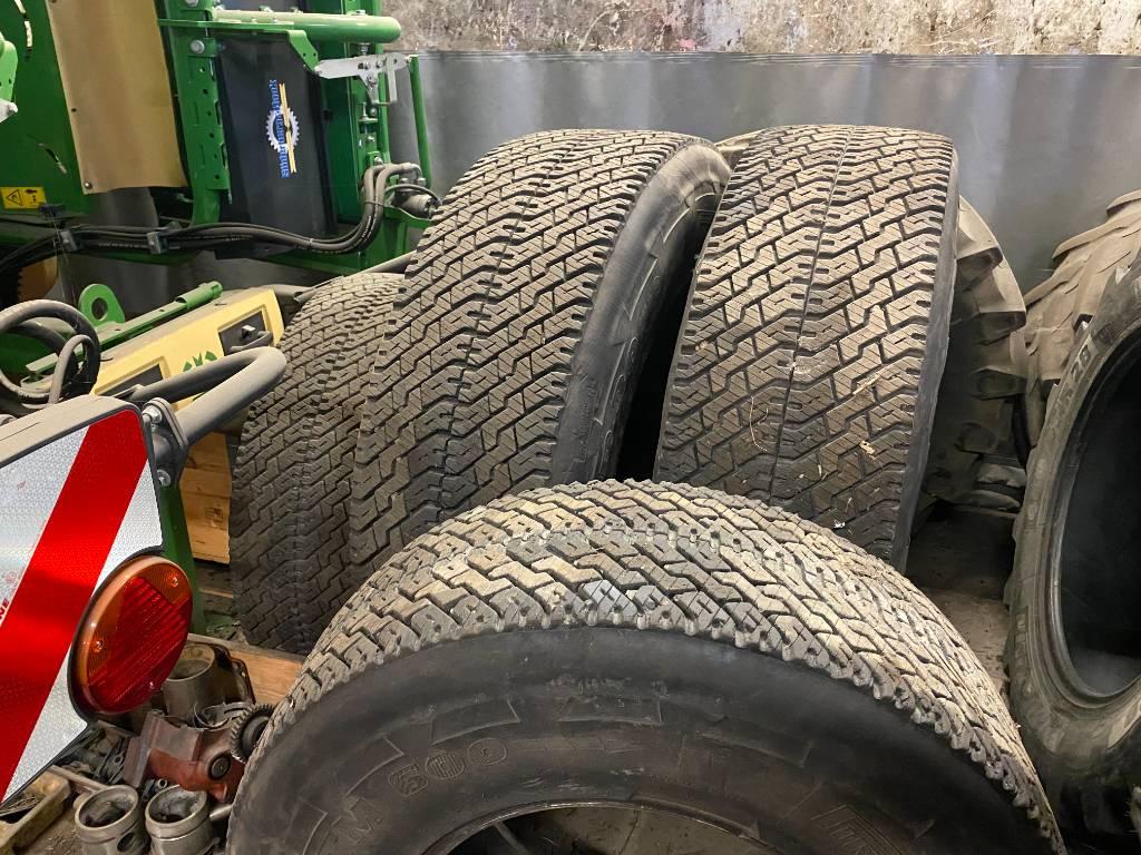 Pirelli Vinterdäck, Övriga traktortillbehör, Lantbruk