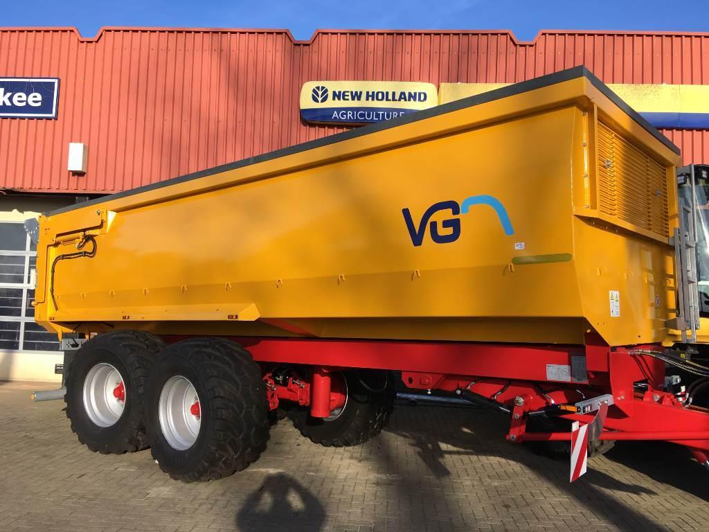 VGM LK22 landbouwkipper, Universele aanhangers, All Used Machines