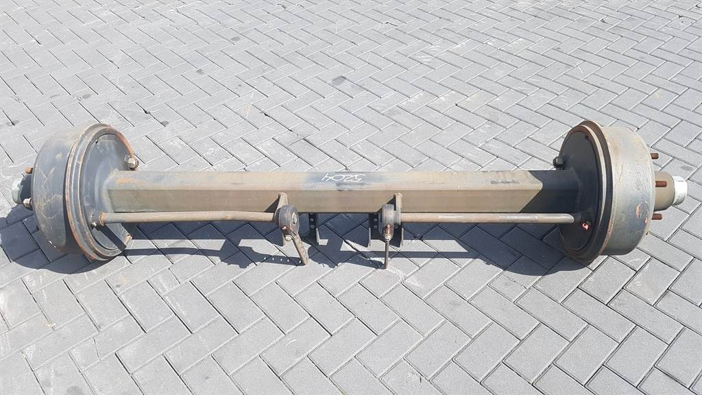 BPW GS11008-1 - Trailer axle/Achse/Traileras
