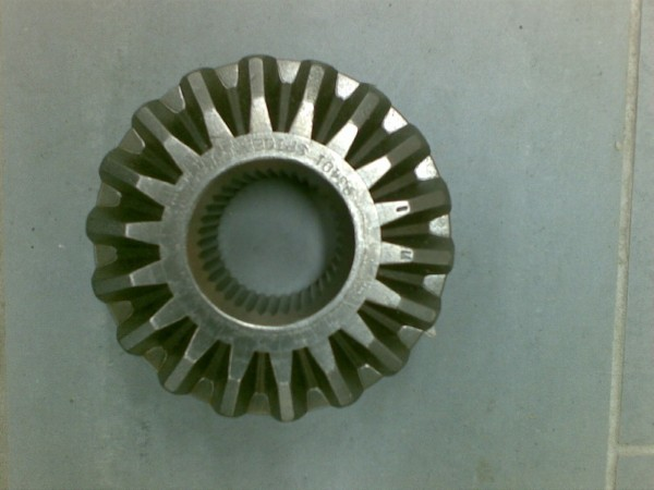 Bell Differential Side Gear, Other components, Construction