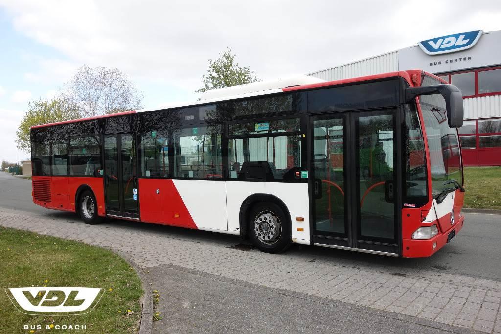 Mercedes-Benz O 530, Městské autobusy, Vozidla