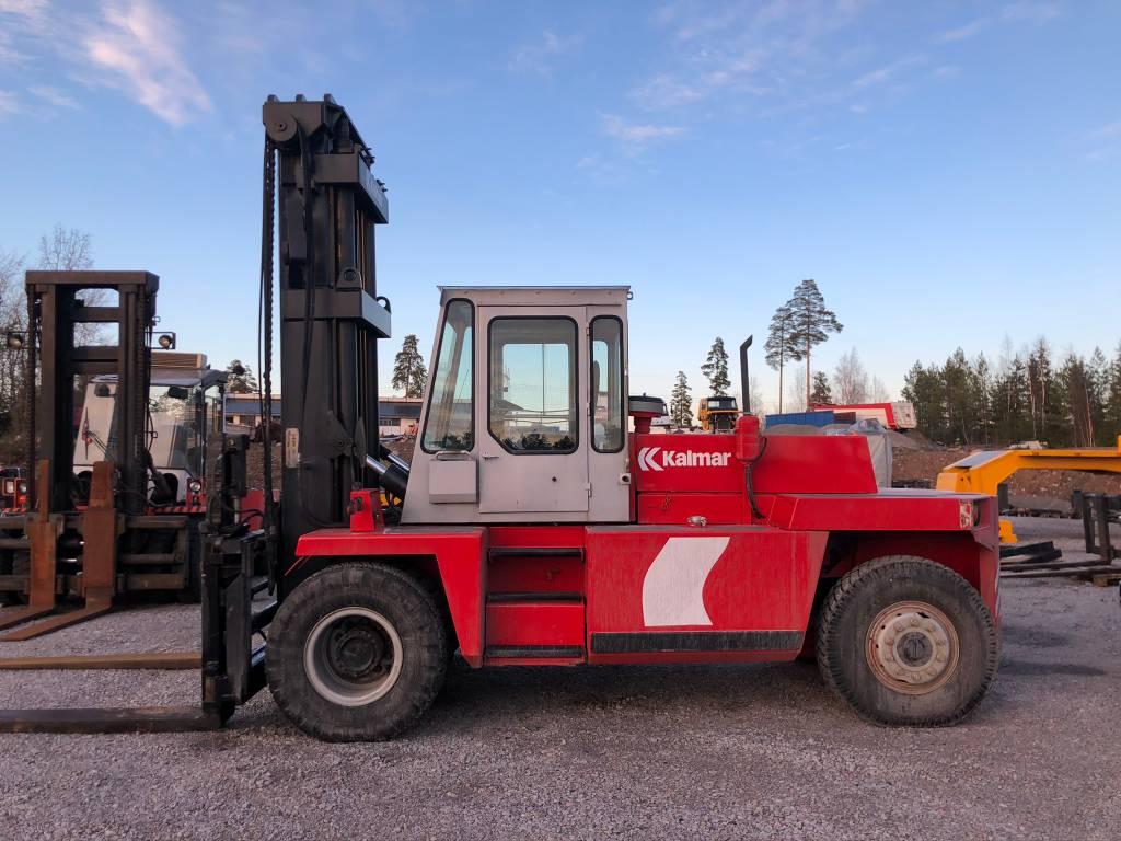 Kalmar 151200, Dieseltrukit, Materiaalinkäsittely