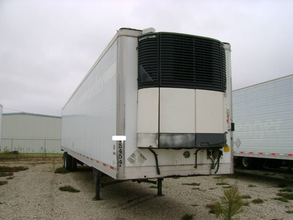Utility 53 x 102, Refrigerated Trailers, Trucks and Trailers