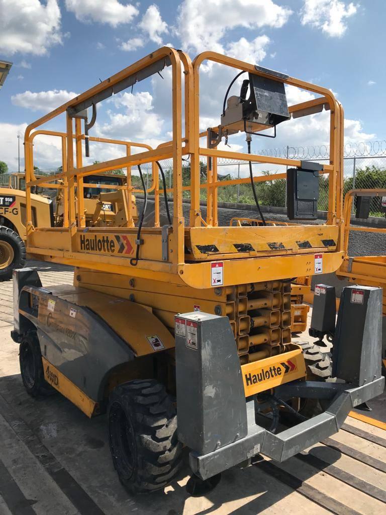 Haulotte COMPACT12 DX 138, Scissor Lifts, Construction Equipment