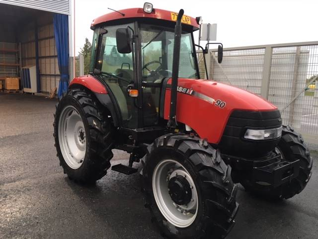 Case IH JX90, Tractors, Agriculture