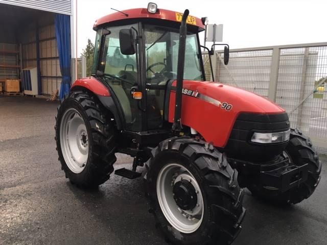 Case IH JX90, Traktorit, Maatalouskoneet