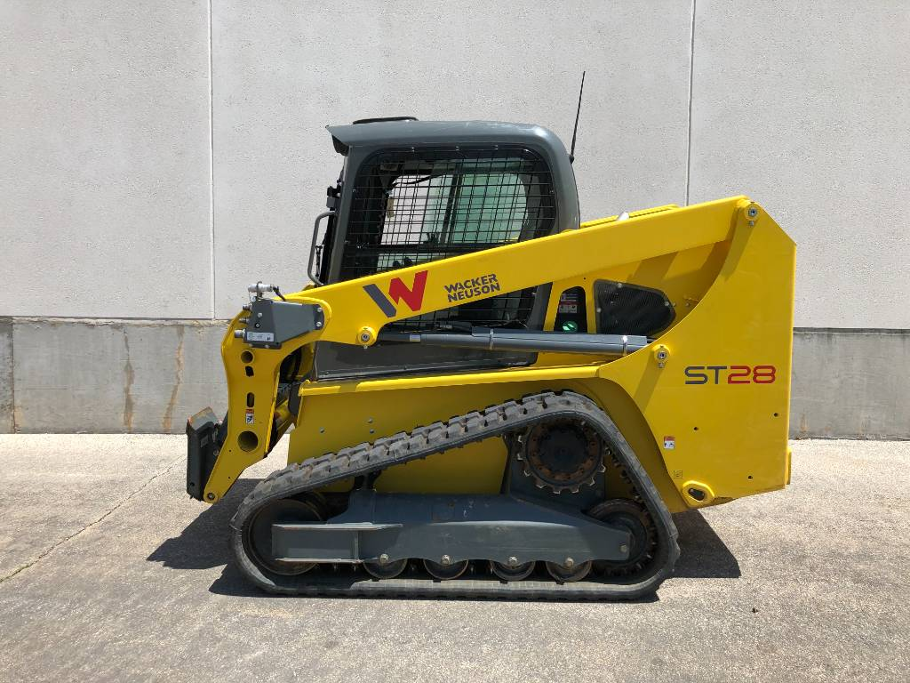 Wacker Neuson ST28, Crawler Loaders, Products