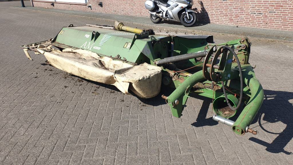 Krone AM 283 CV+B, Mower-conditioners, Agriculture