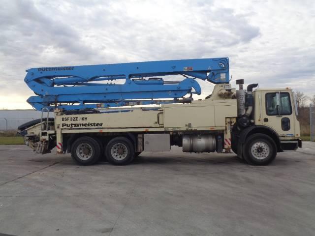 Putzmeister BSF 32Z.16H, Boom Pumps, Construction Equipment