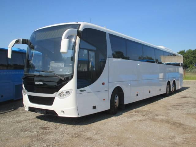Scania K340 OMNIEXPRESS, Coaches, Trucks and Trailers