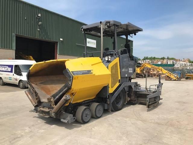 Dynapac SD1800W, Asphalt pavers, Construction Equipment