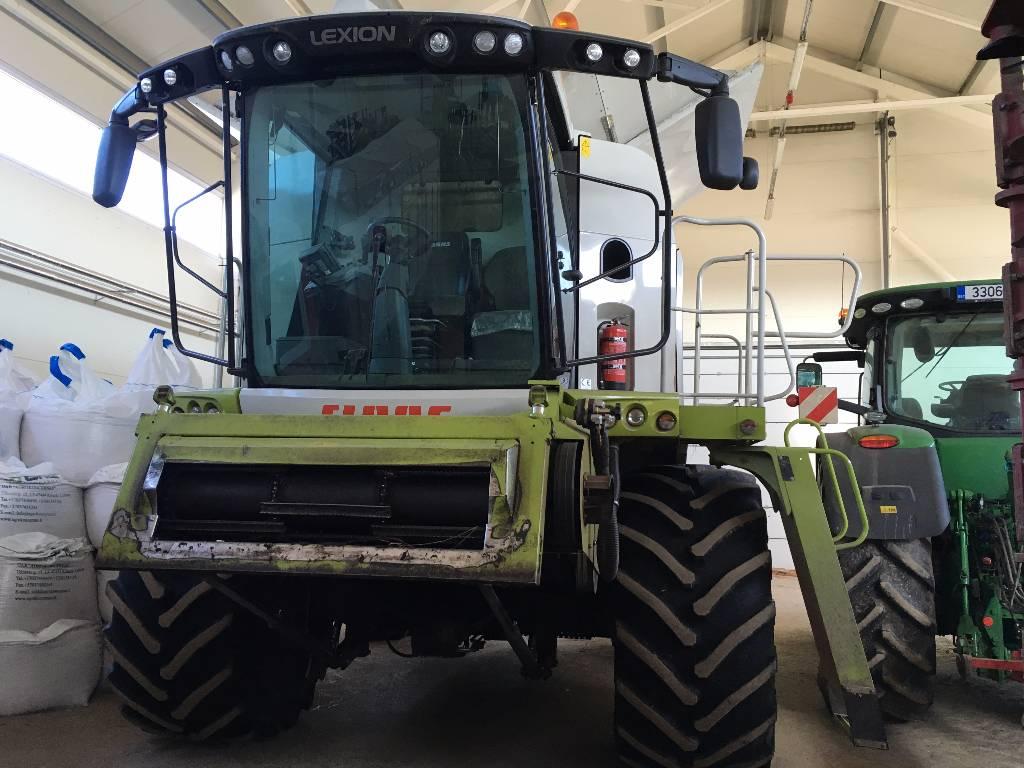 CLAAS Lexion 670, Kombainid, Põllumajandus