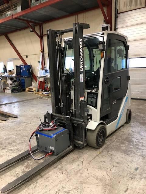 Atlet Balance TX4-20L, Electric forklift trucks, Material Handling