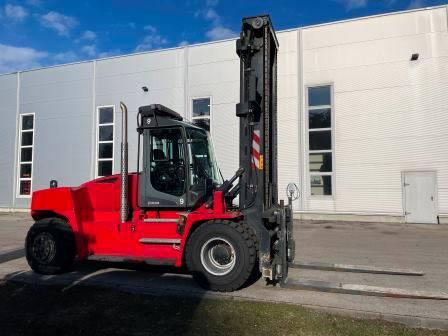Kalmar DCG150-12, Dieseltrukit, Materiaalinkäsittely