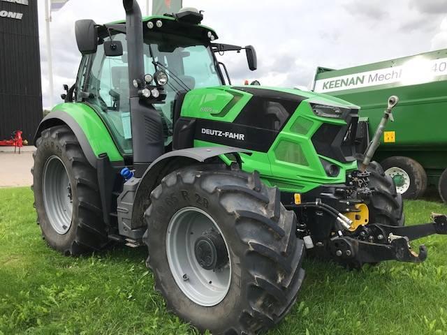 Deutz-Fahr 6165 Agrotron TTV, Traktorid, Põllumajandus
