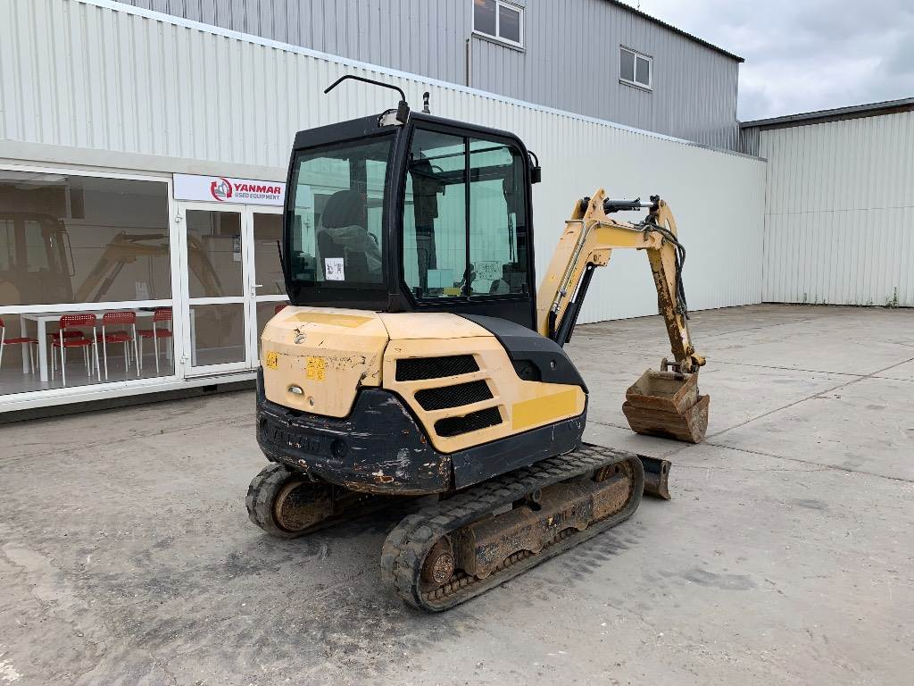 Yanmar SV 26 Cab, Mini excavators < 7t (Mini diggers), Construction