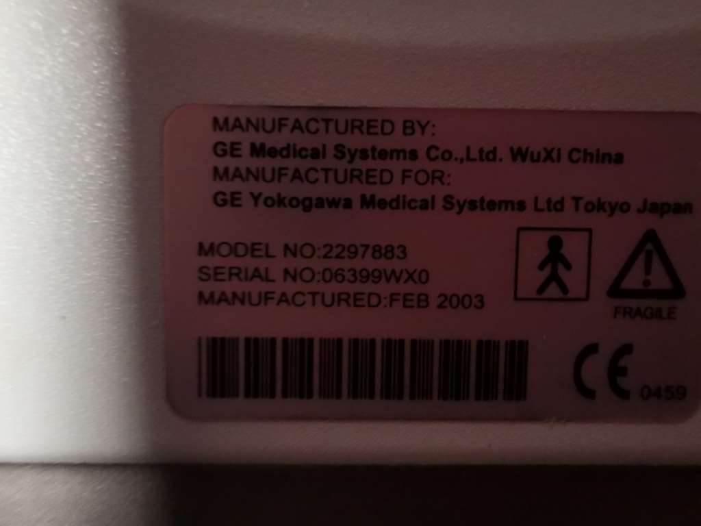[Other] ECOGRAFO GE LOGIC CON SONDE P5, Monitoring, Extra