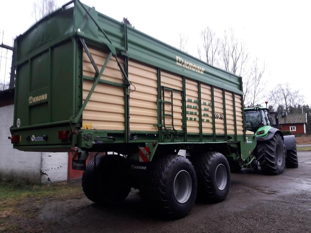 Krone MX350, Övriga vagnar, Lantbruk