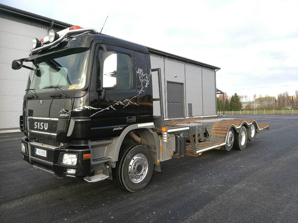 Sisu DK 12 M K-AKK-8X2/ 494+131+103, Other trucks, Transportation
