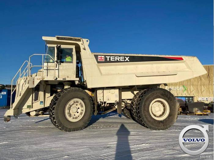 Terex TR 70, Rigid dump trucks, Construction Equipment
