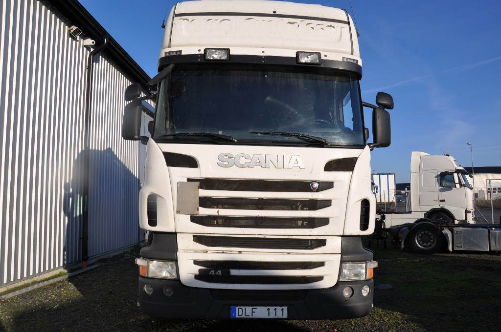 Scania R440 4X2, Dragbilar, Transportfordon