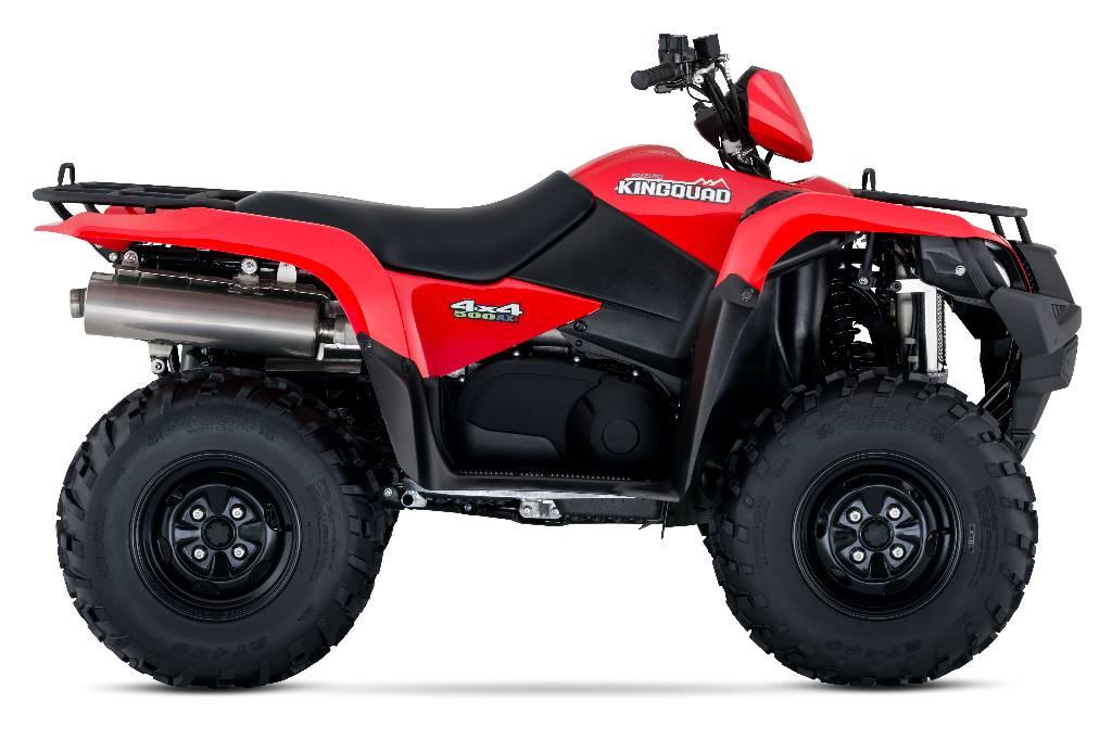 Suzuki King Quad For Sale Used