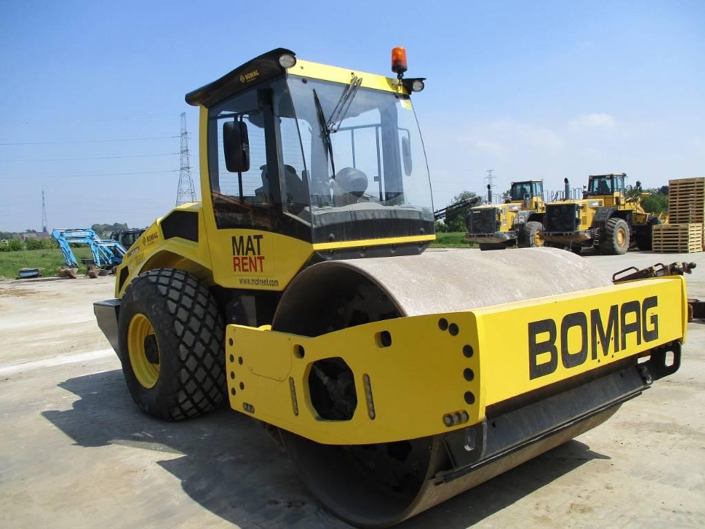 Bomag BW 213 D H-5, Compacteur de sol, Travaux Publics