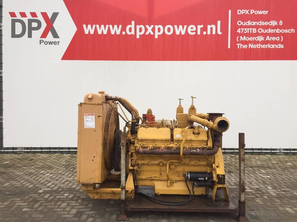 Caterpillar 3412 - 650 kW Engine - DPX-11146, Motoren, Bouw