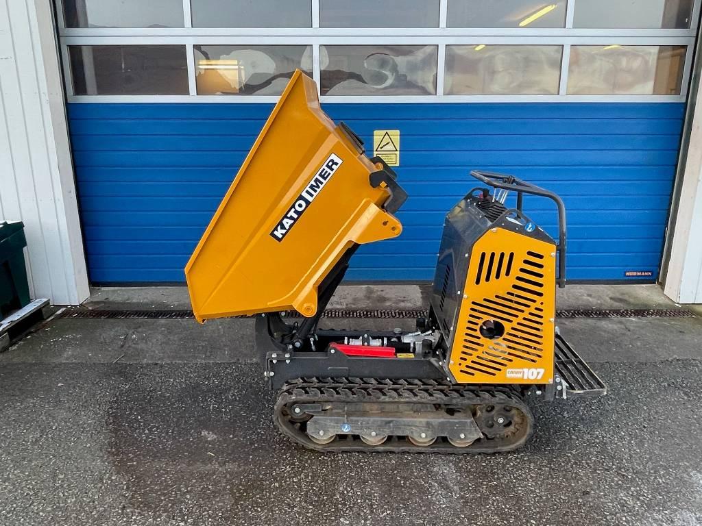 Kato Carry 107, Site dumpers, Construction