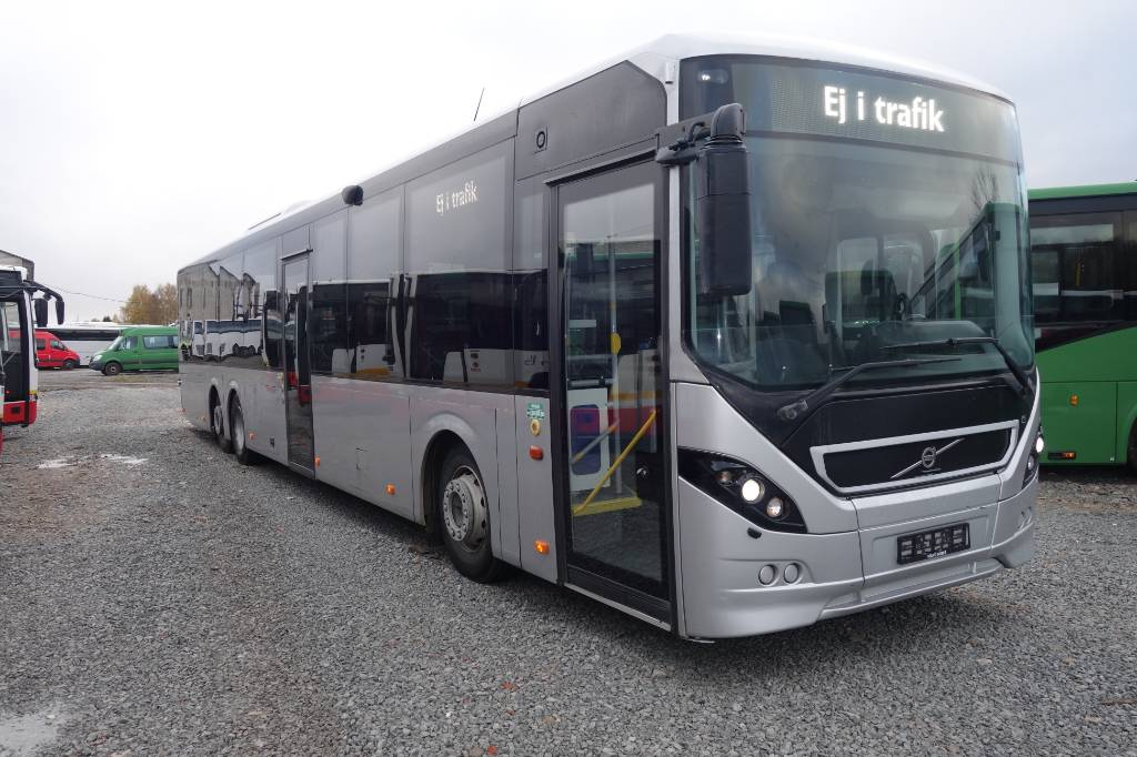 Volvo 8900 LE B8RLE, City buses, Trucks and Trailers