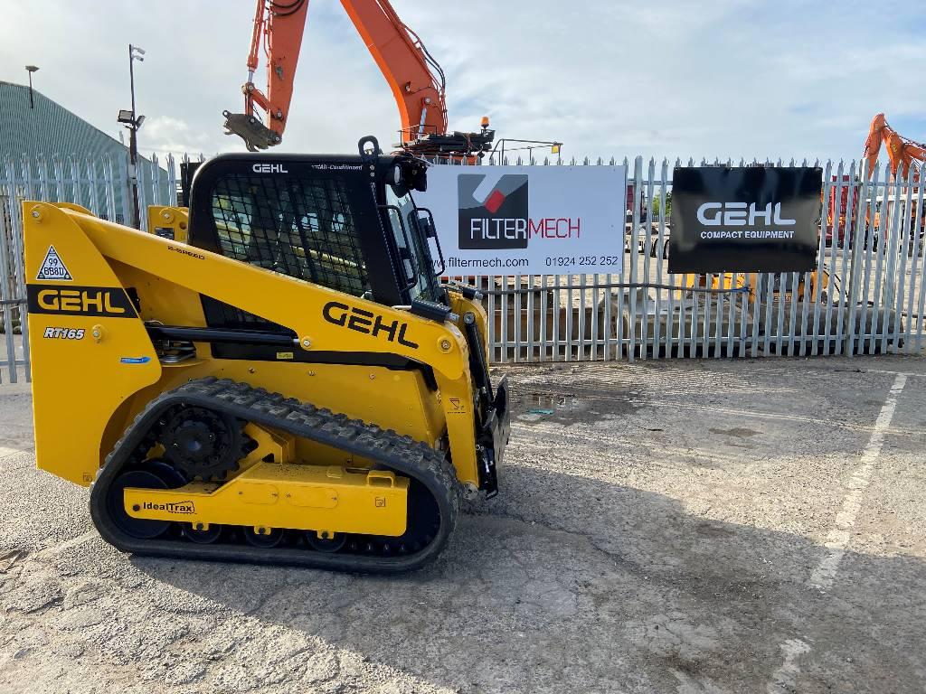 Gehl RT165, Skid steer loaders, Construction