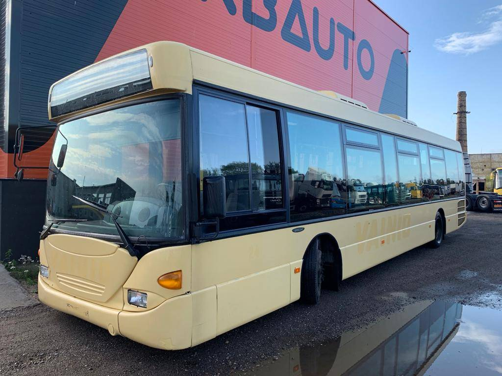 Scania L 94 UB / 2pc, City buses, Trucks and Trailers
