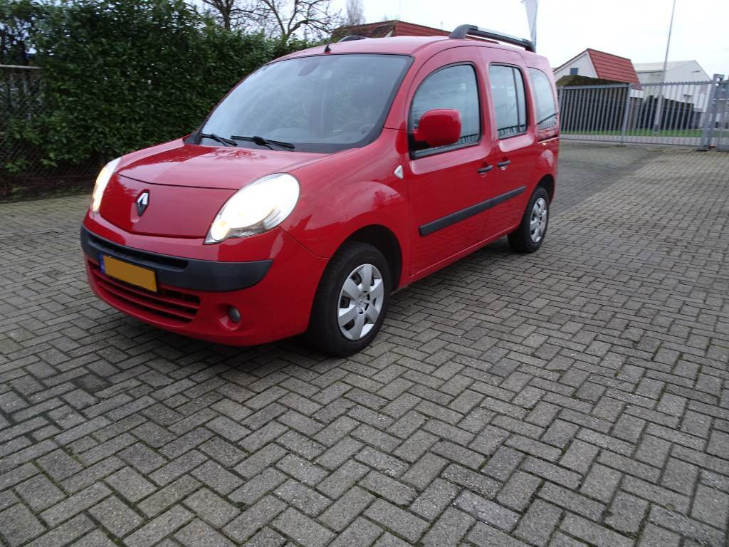 Renault Kangoo ex brandweer, Cars, Transportation