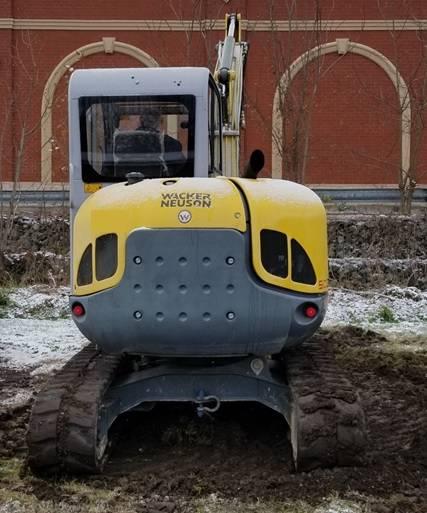 Wacker Neuson 50Z3, Tracked / Mini excavators, Products