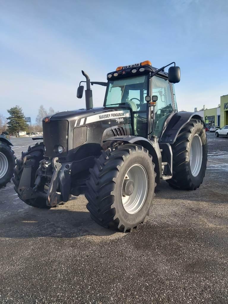 Massey Ferguson 7495, Traktorit, Maatalous
