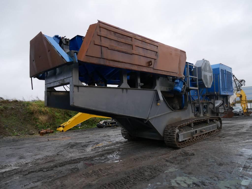 Kleemann MC 120 Z, Mobile crushers, Construction Equipment