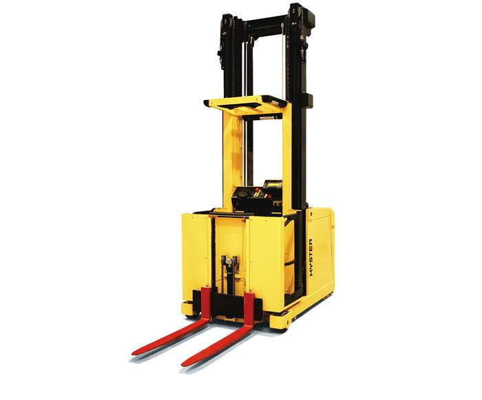 Hyster K1.0L, High lift order picker, Material Handling