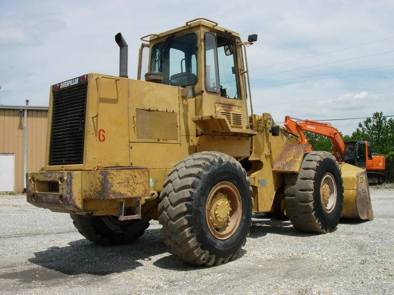 Caterpillar 936 E, Wheel Loaders, Construction Equipment