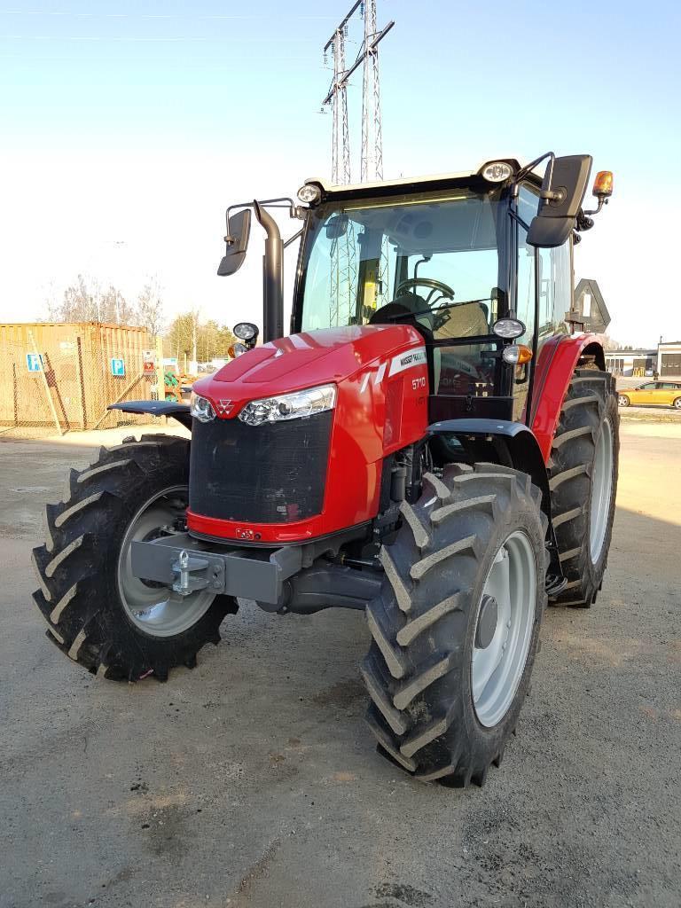 Massey Ferguson 5709 Skog, Traktorer, Lantbruk