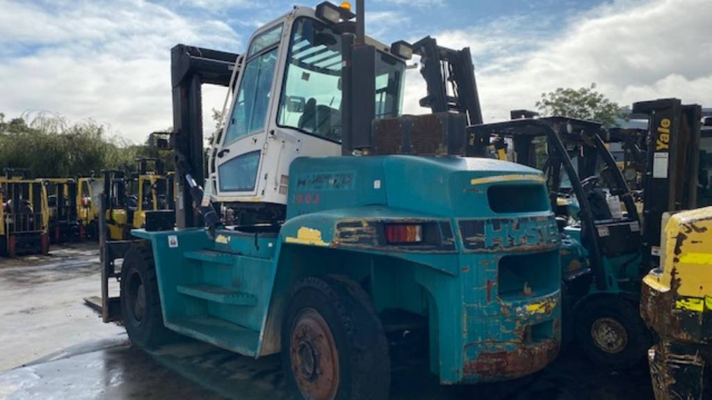 Hyster H10.00XM-6, Diesel counterbalance Forklifts, Material Handling