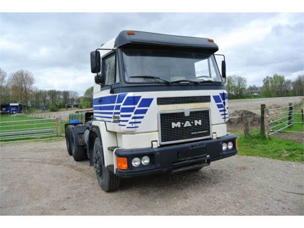 MAN 26321DFS 6X4, Chassis Cab trucks, Trucks and Trailers