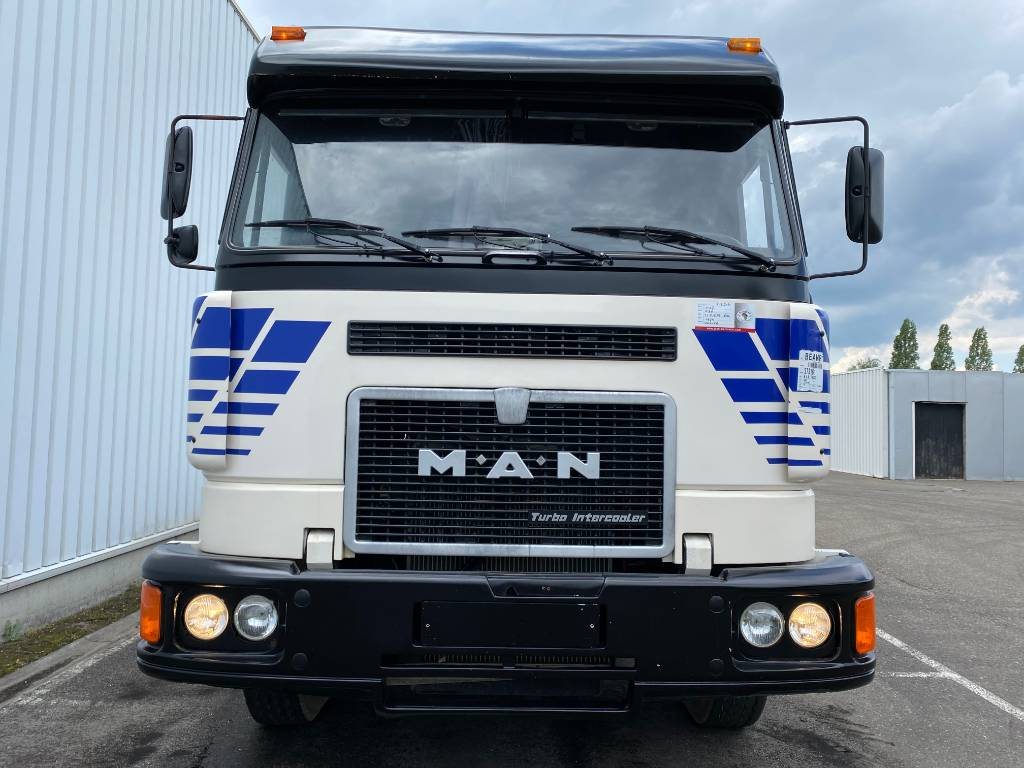 MAN UNUSED 26321DFS 6X4 20 PIECES, Chassis Cab trucks, Transportation