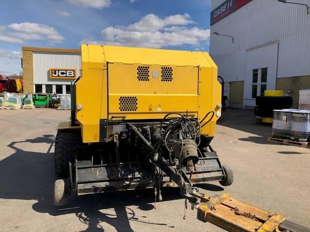 New Holland BR 6090 RC COMBI, Rundbalspressar, Lantbruk
