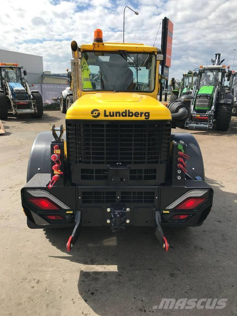 Lundberg 6250 *Steg 5-motor*, Redskapshållare, Entreprenad