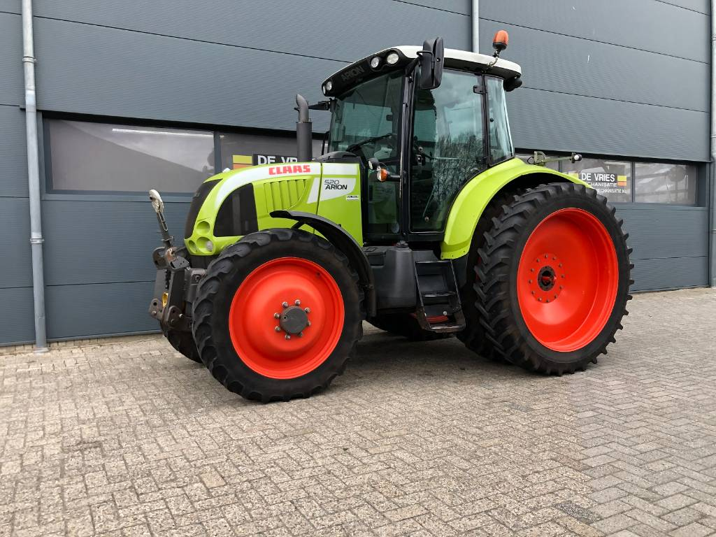 CLAAS Arion 520 CIS, Tractors, Agriculture
