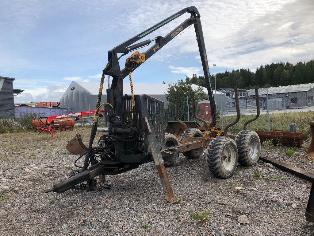 Mowi 12 ton 3060 kran, Övriga vagnar, Lantbruk