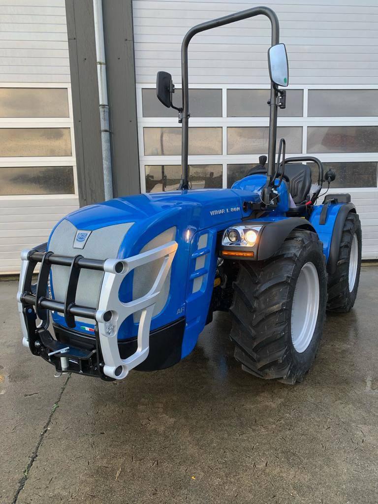 BCS Vithar L80N, Tractoren, Werktuigen